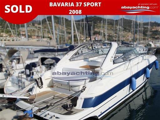 Bavaria 37 Sport 2008 venduto