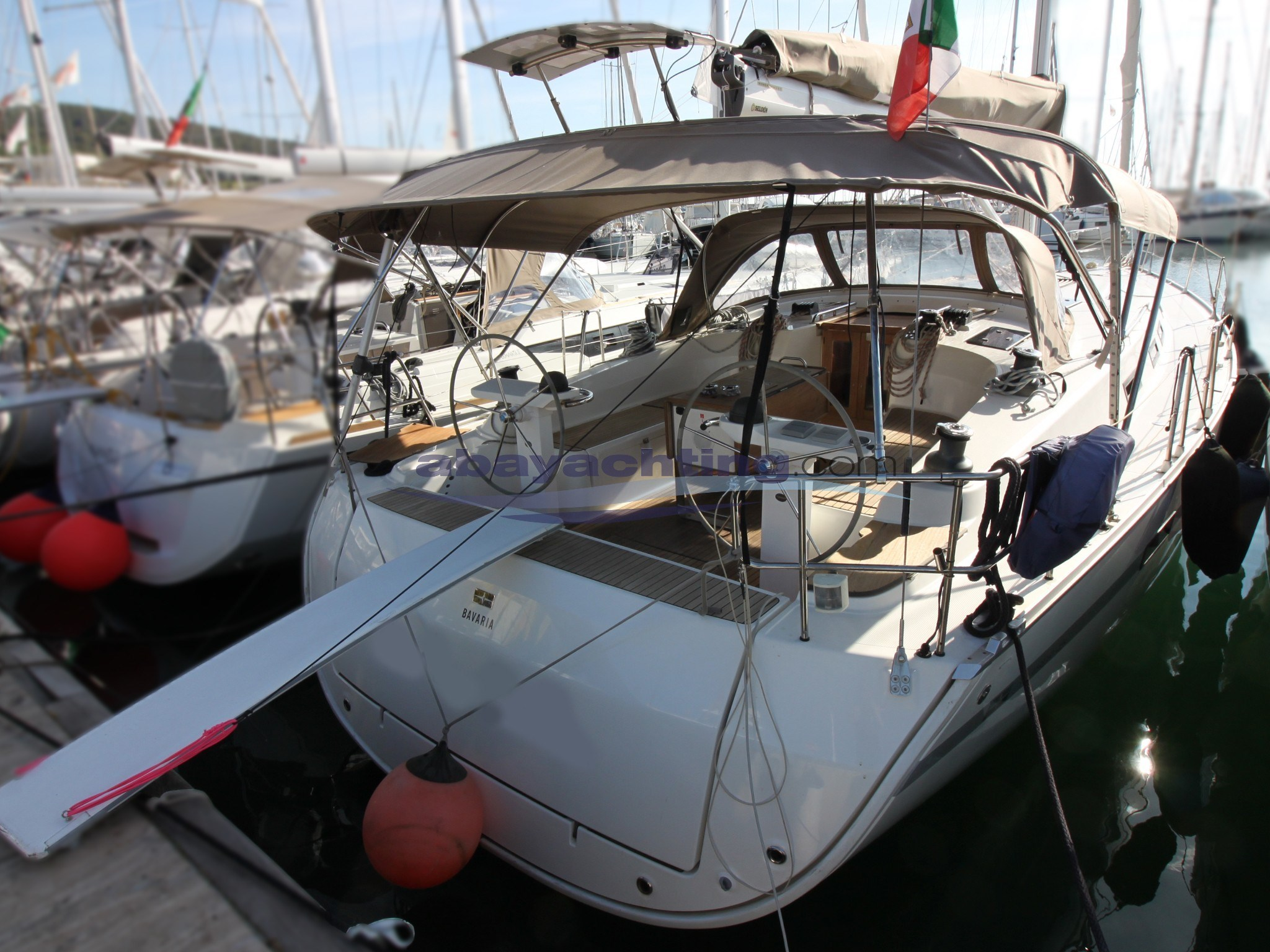 New arrival Bavaria 45 Cruiser