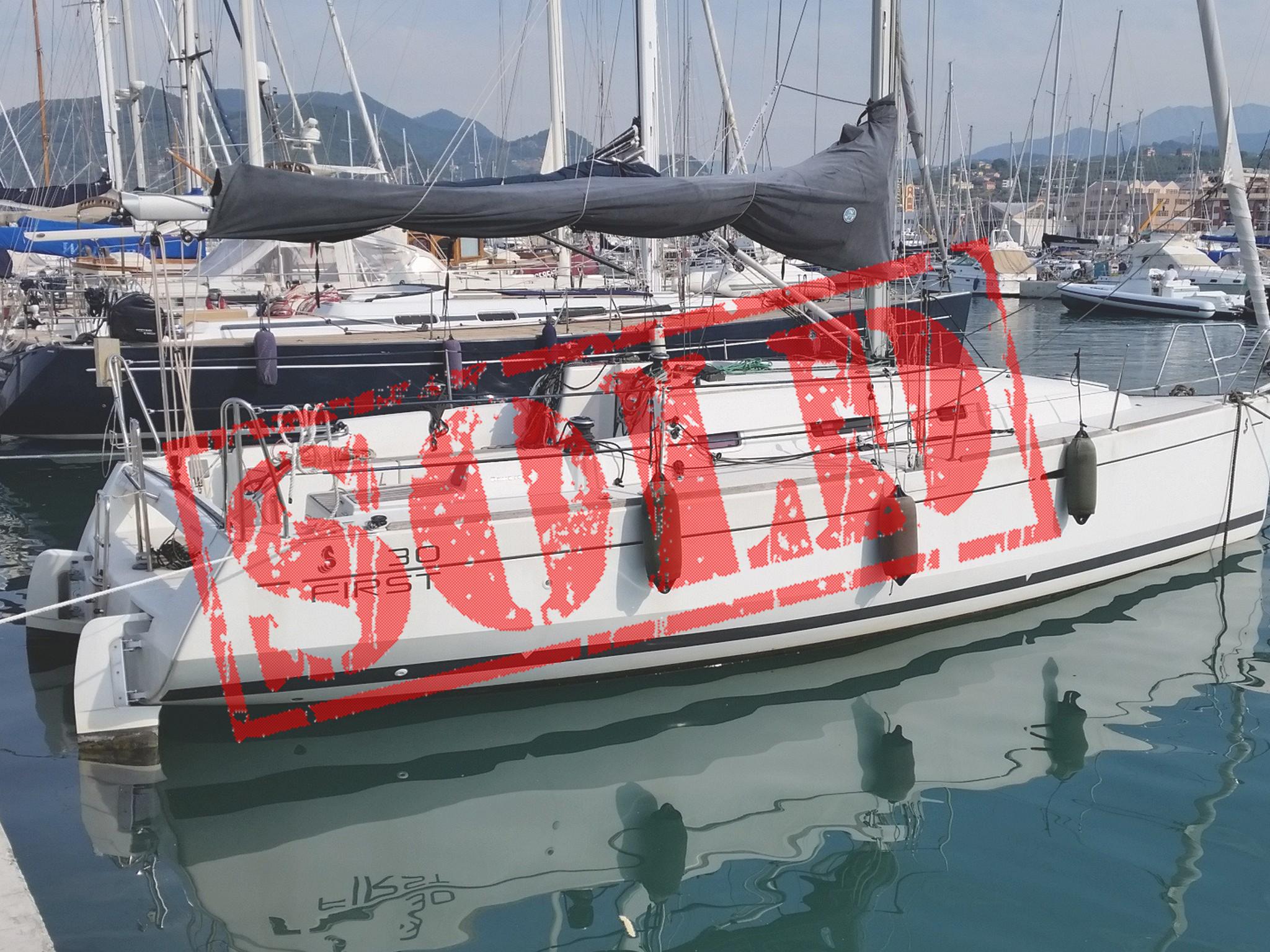 Beneteau First 30 venduto