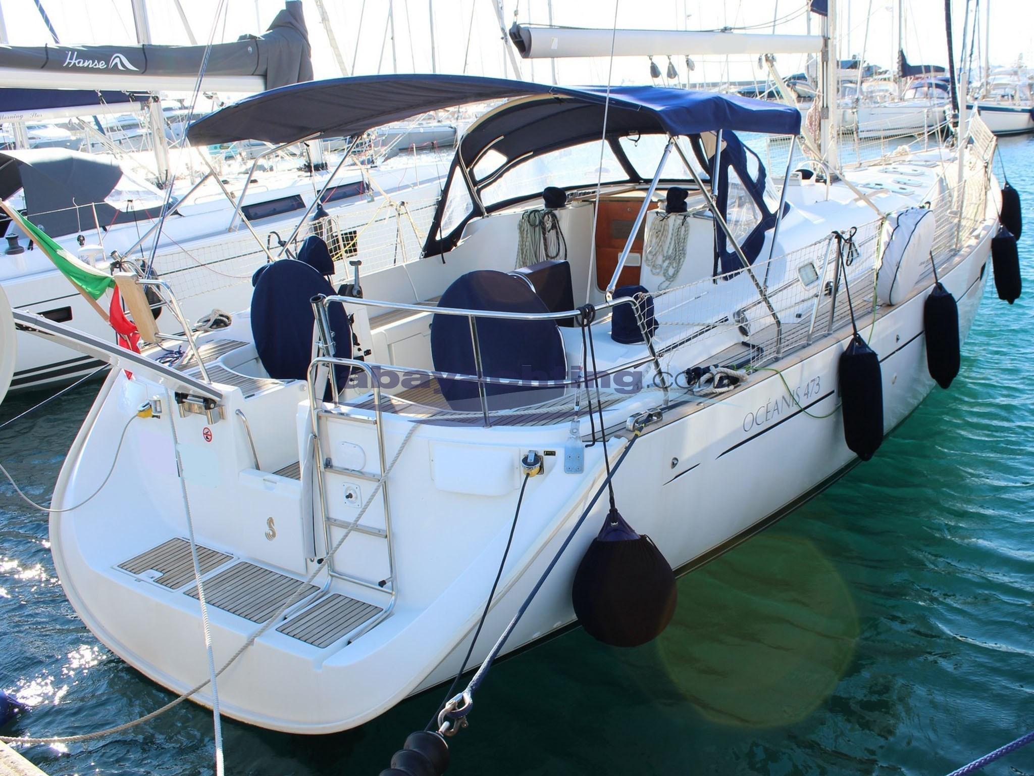 New arrival Beneteau Oceanis 473