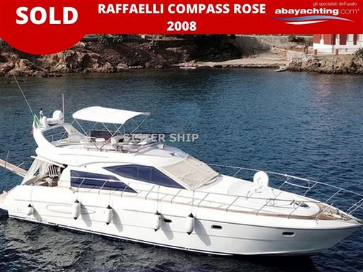 Raffaelli Compass Rose vendido