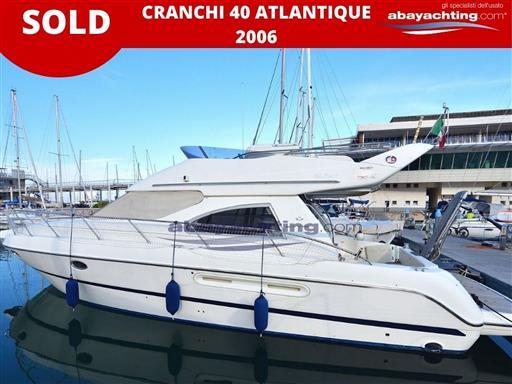Cranchi 40 Atlantique sold