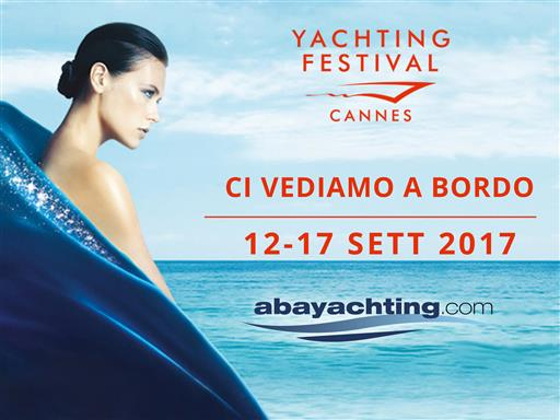 Abayachting al Salone di Cannes 2017