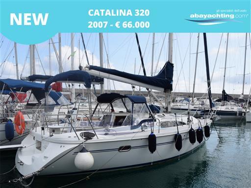 Nuovo arrivo Catalina 320