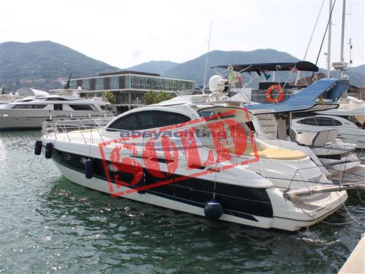 Cranchi 50 Mediterranee HT sold