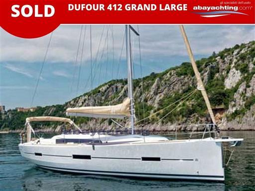 Dufour 412 Grand Large venduto