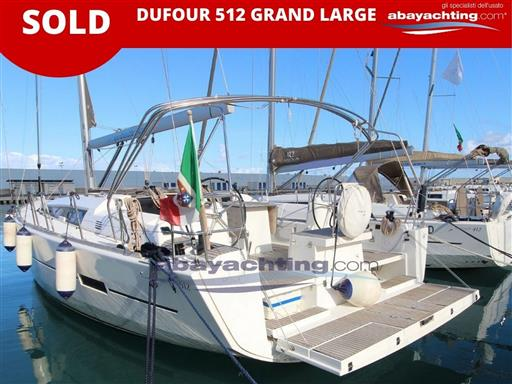 Dufour 512 sold