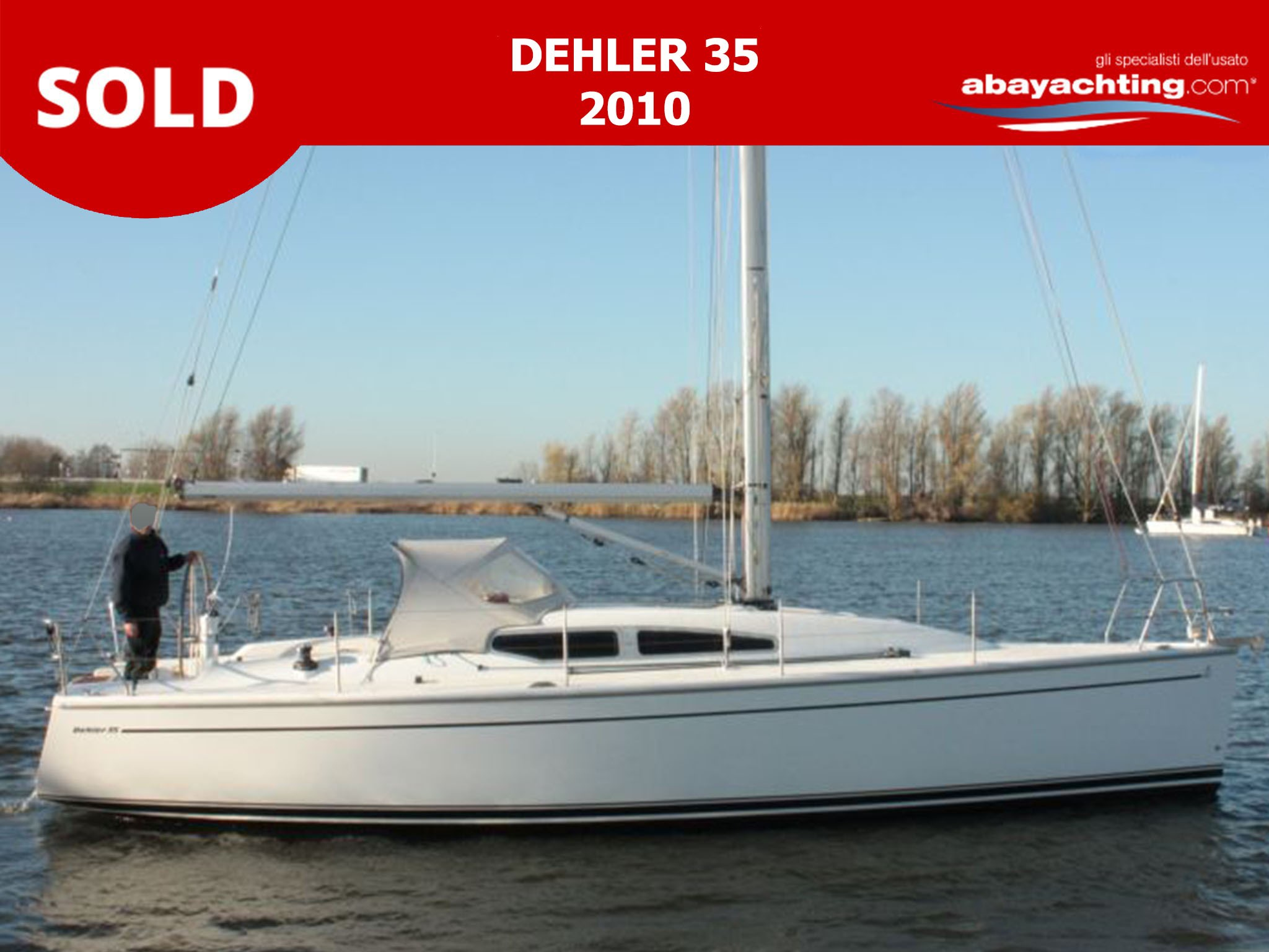 Dehler 35 sold