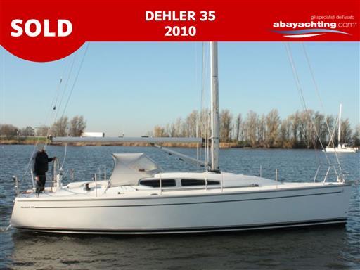 Dehler 35 sold
