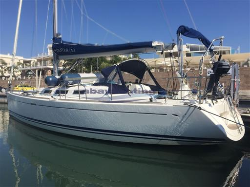 New arrival Dufour 40 Performance