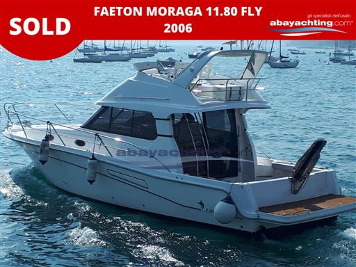 Faeton Moraga 11.80 sold