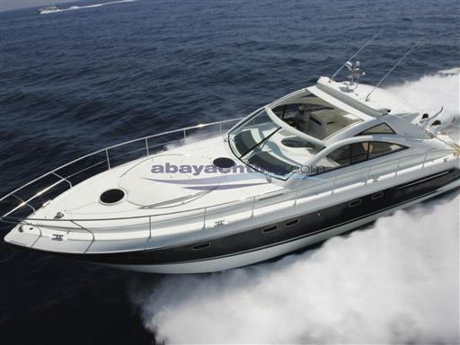 New arrival Fairline Targa 52 2005