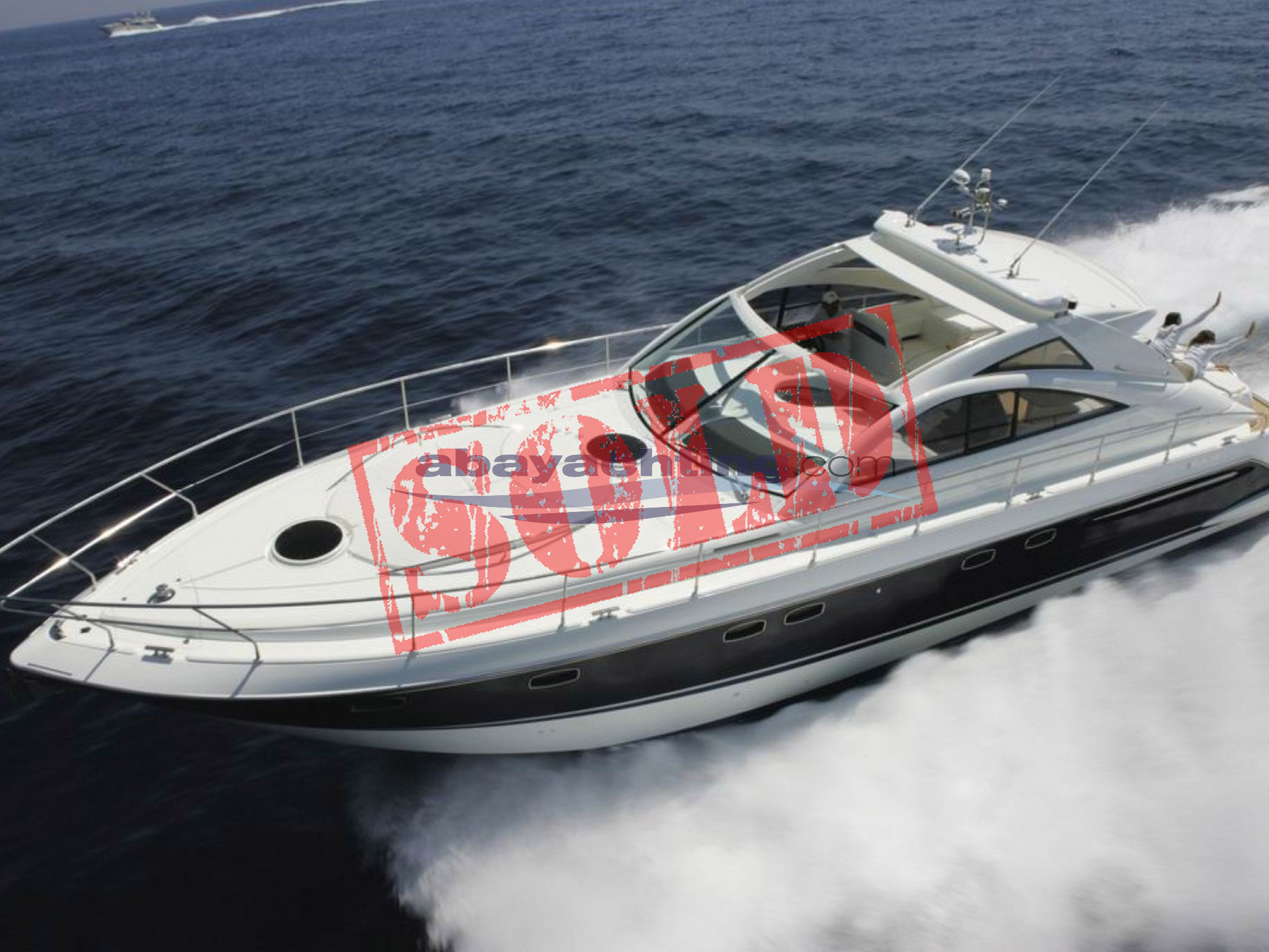 Fairline Targa 52 sold