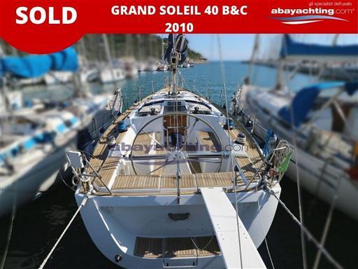 Grand Soleil 40 B&C sold