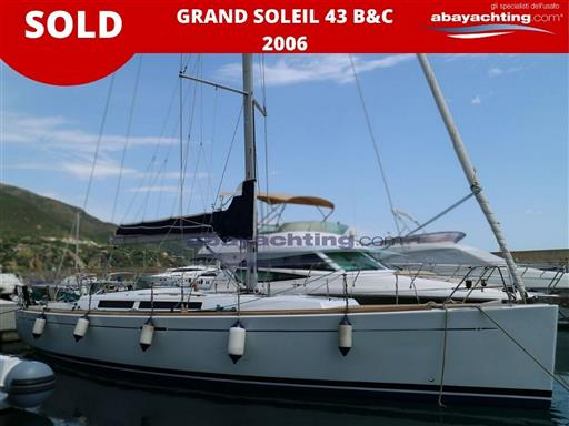 Grand Soleil 43 B&C sold