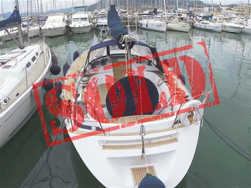 Grand Soleil 37 2004 sold