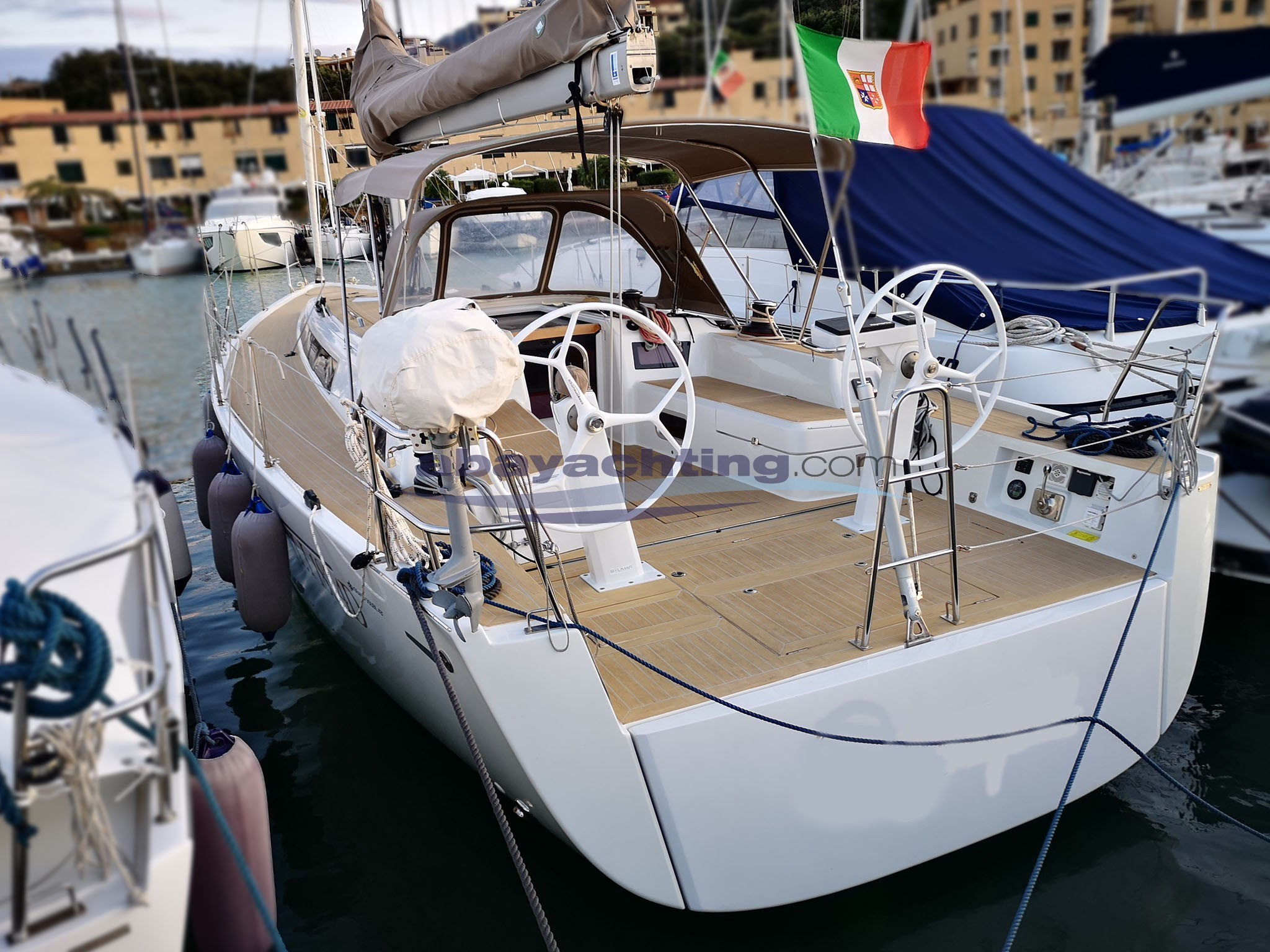 New arrival 2018 Grand Soleil 43 Maletto
