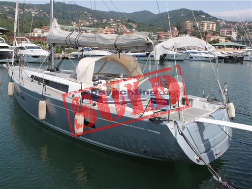 Grand Soleil 46 sold
