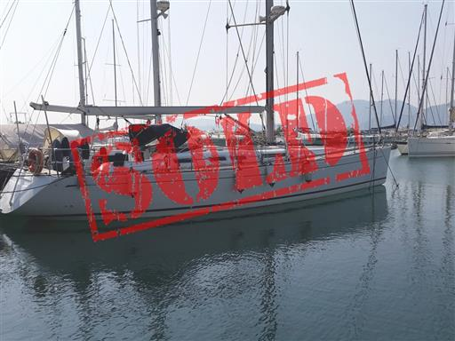 Grand Soleil 50 2005 sold