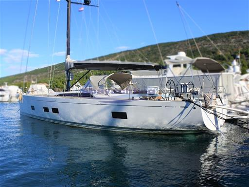 New arrival Grand Soleil 58