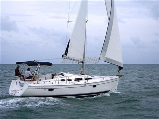 New arrival Hunter 36