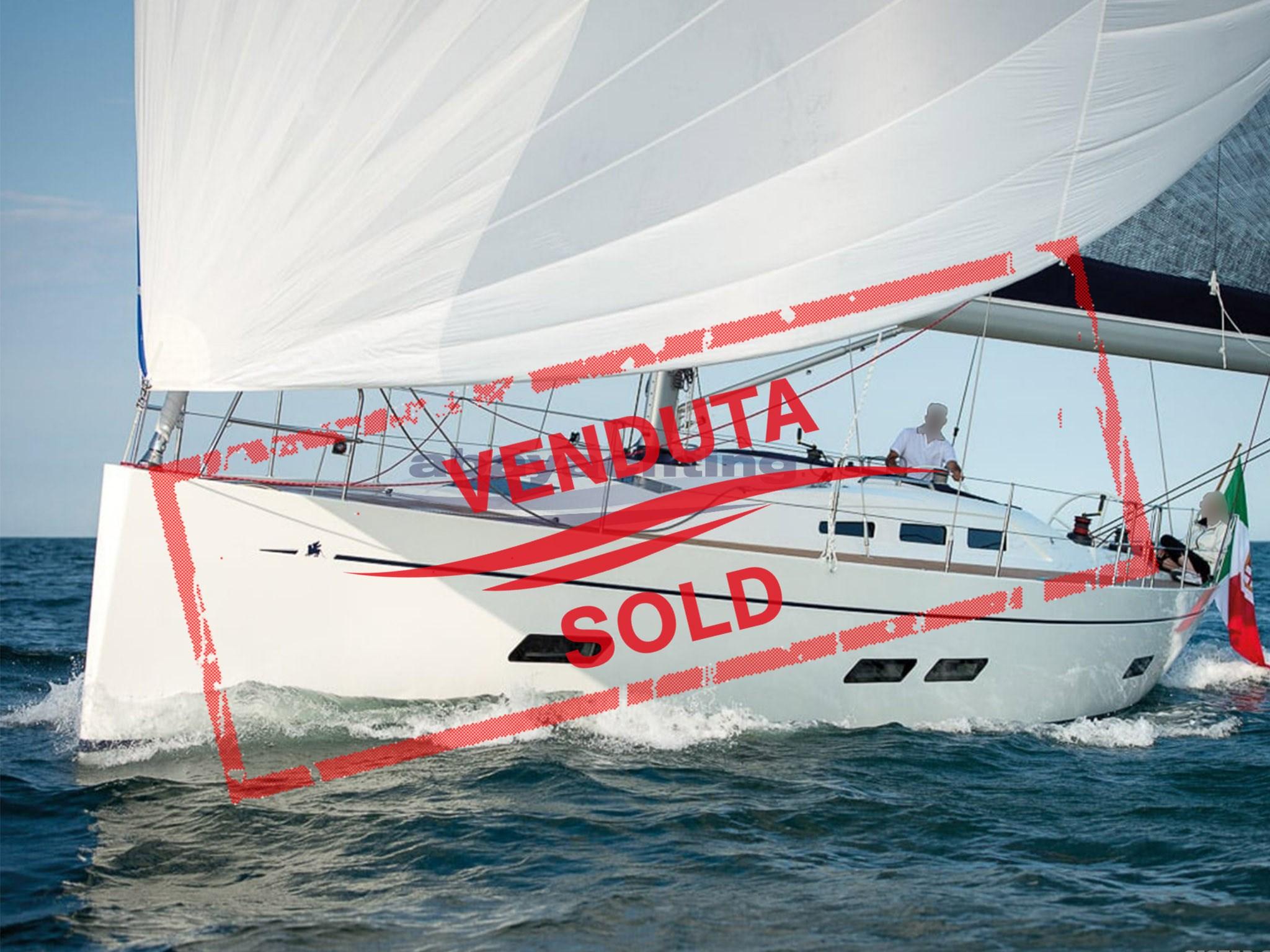 Italia Yachts 13.98 venduto