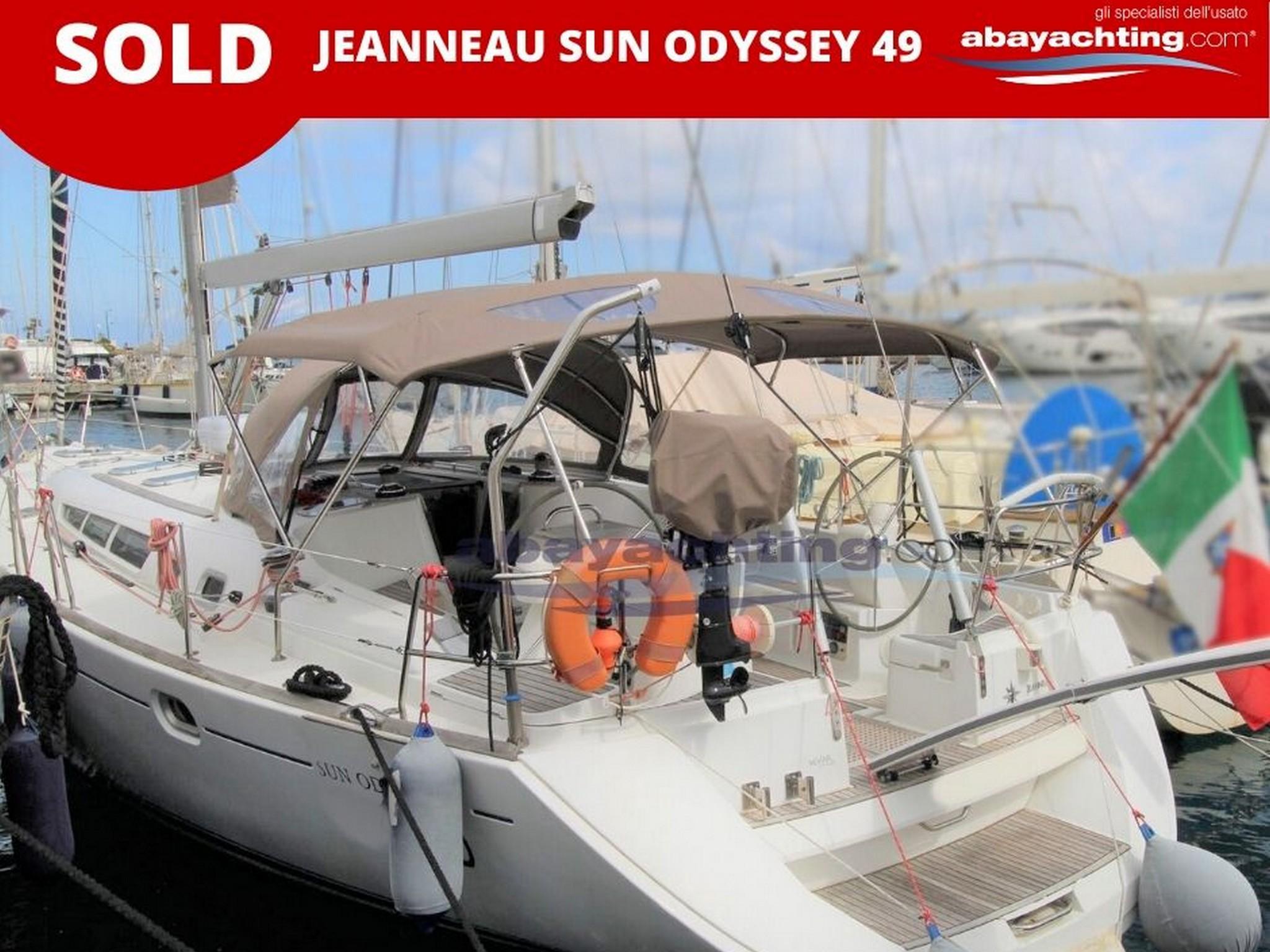 Jeanneau Sun Odyssey 49 2005 sold