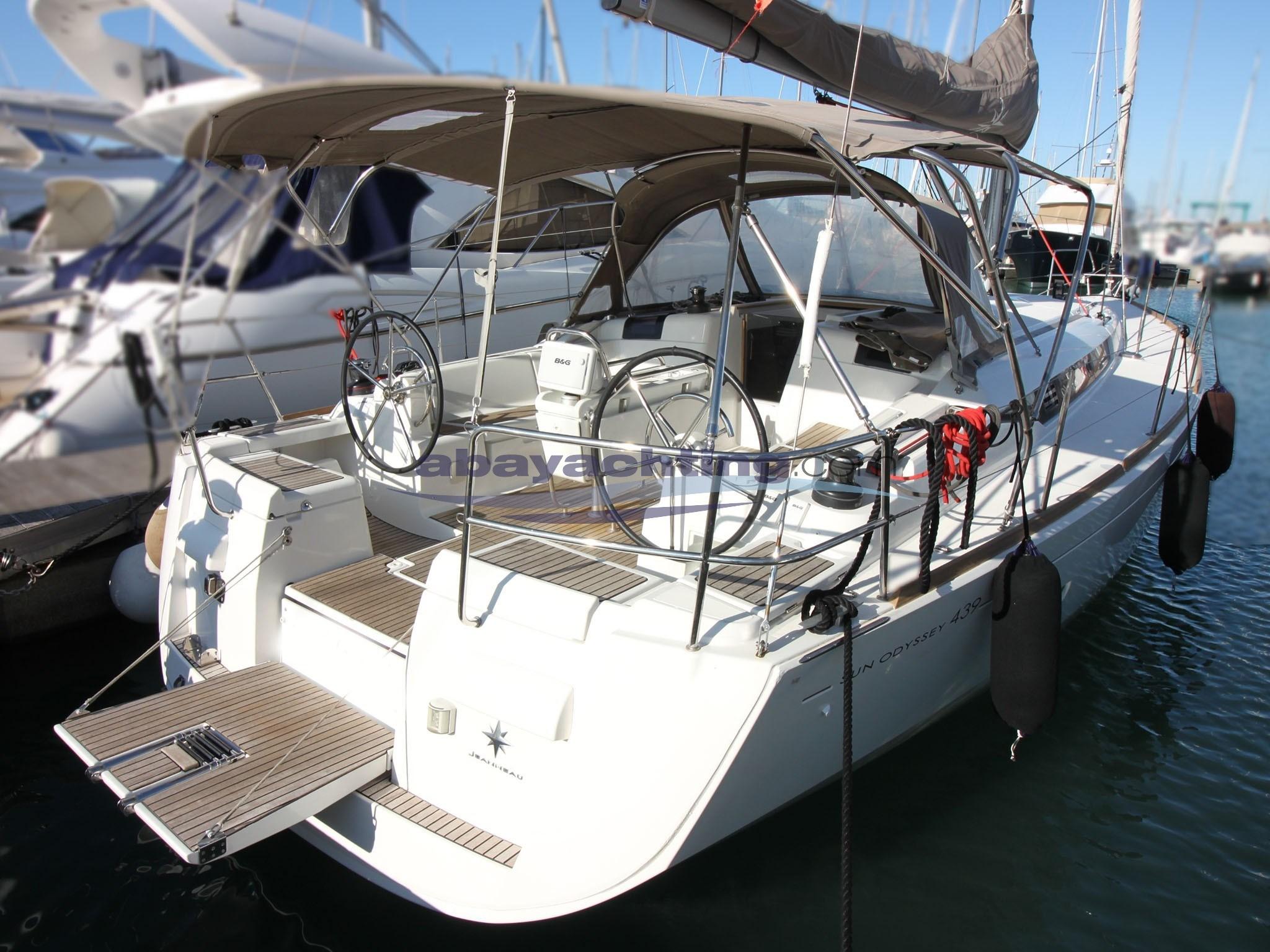 Nuovo prezzo Jeanneau Sun Odyssey 439