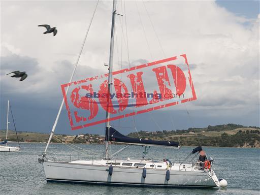 Jeanneau Sun Odyssey 43 sold