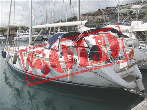 Jeanneau Sun Odyssey 49 sold