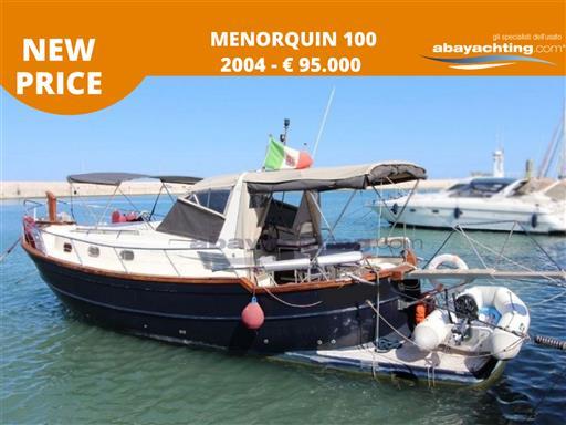 Nuovo prezzo Menorquin 100