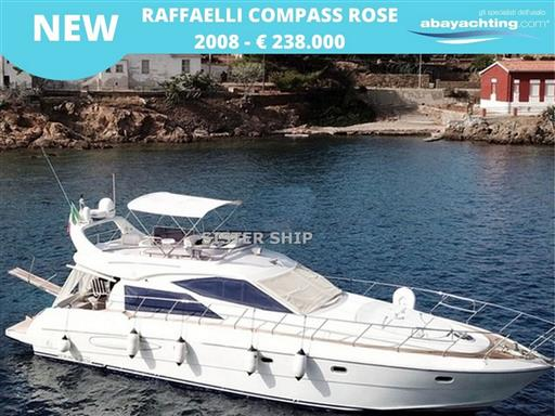Nuovo arrivo Raffaelli Compass Rose