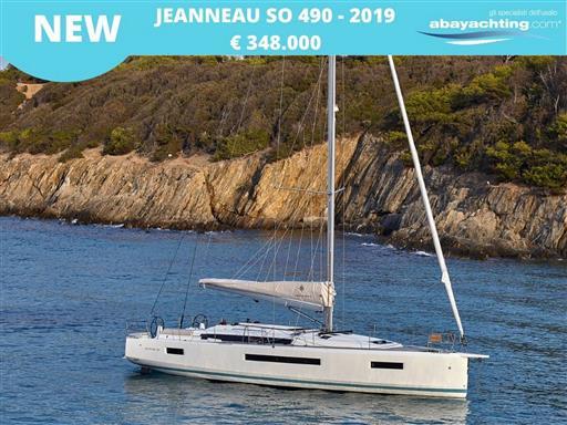 New arrival Jeanneau Sun Odyssey 490