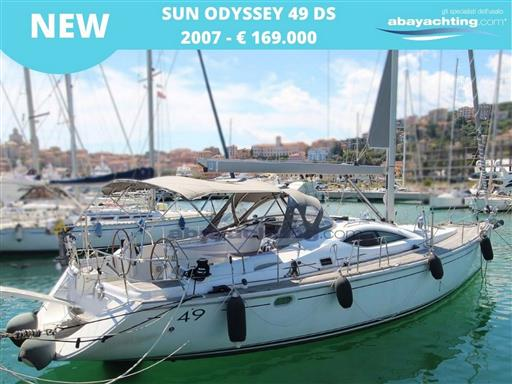 New arrival Sun Odysssey 49 Ds