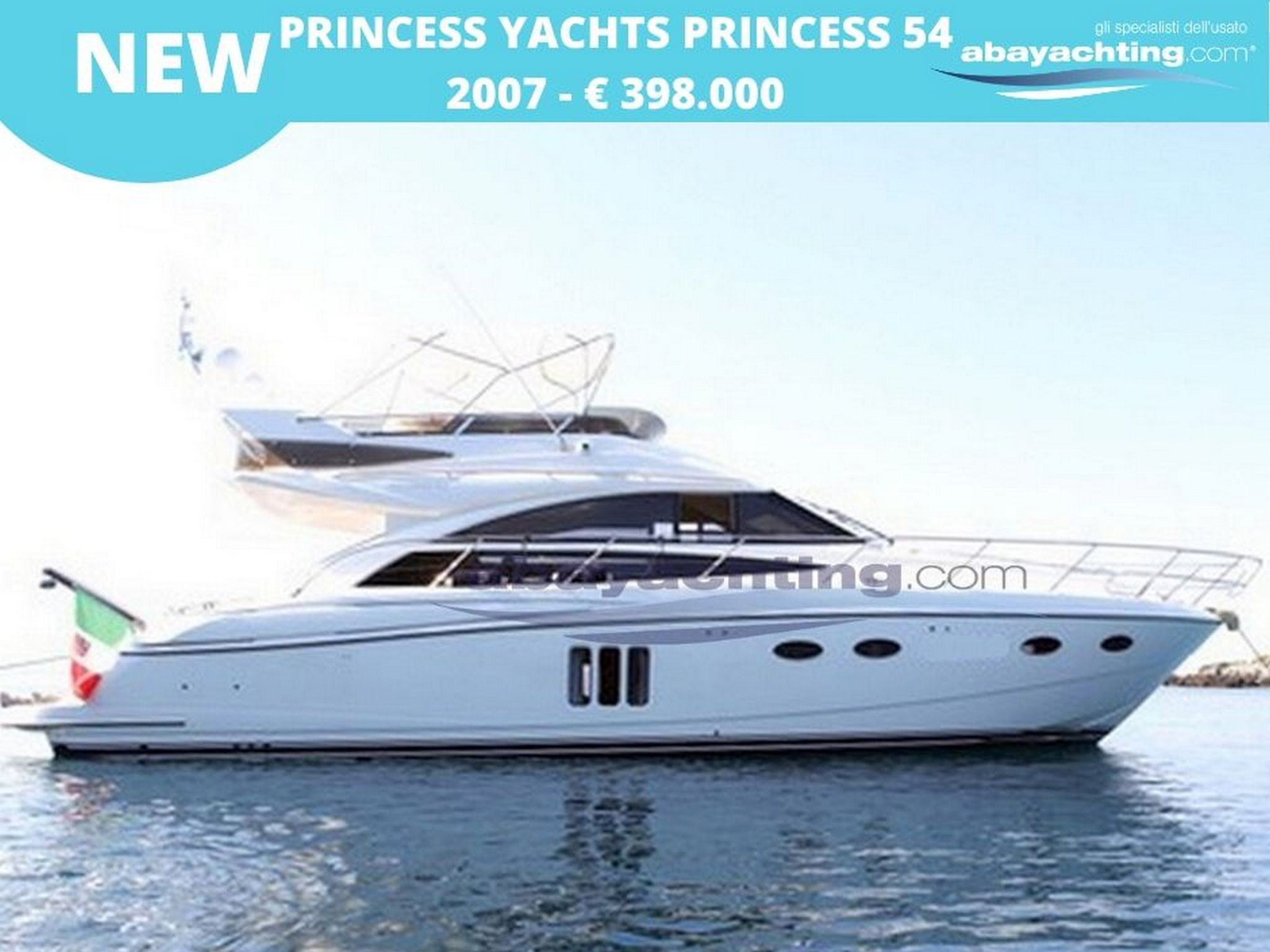 New arrival Princess 54