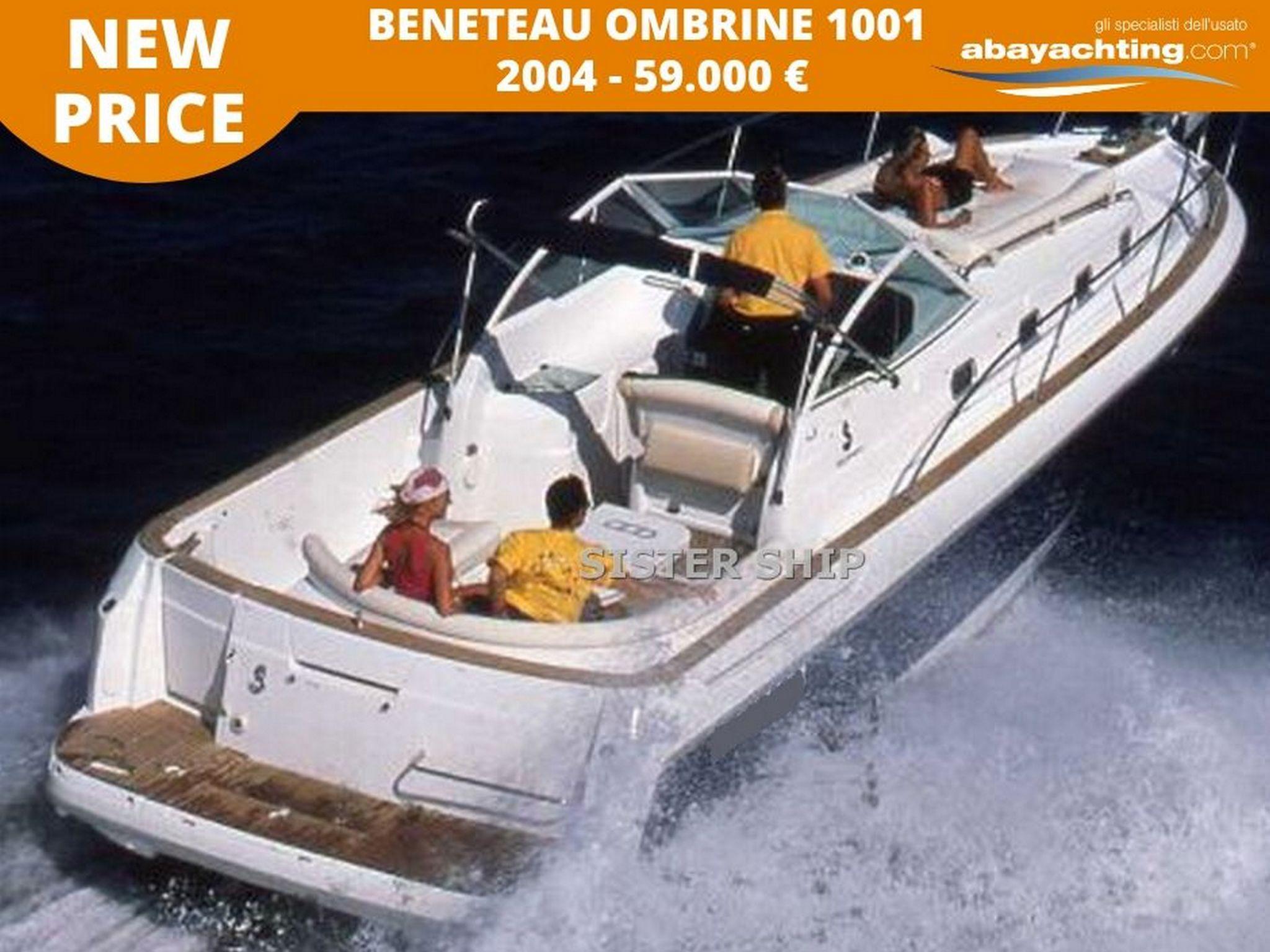 Riduzione di prezzo Beneteau Ombrine 1001
