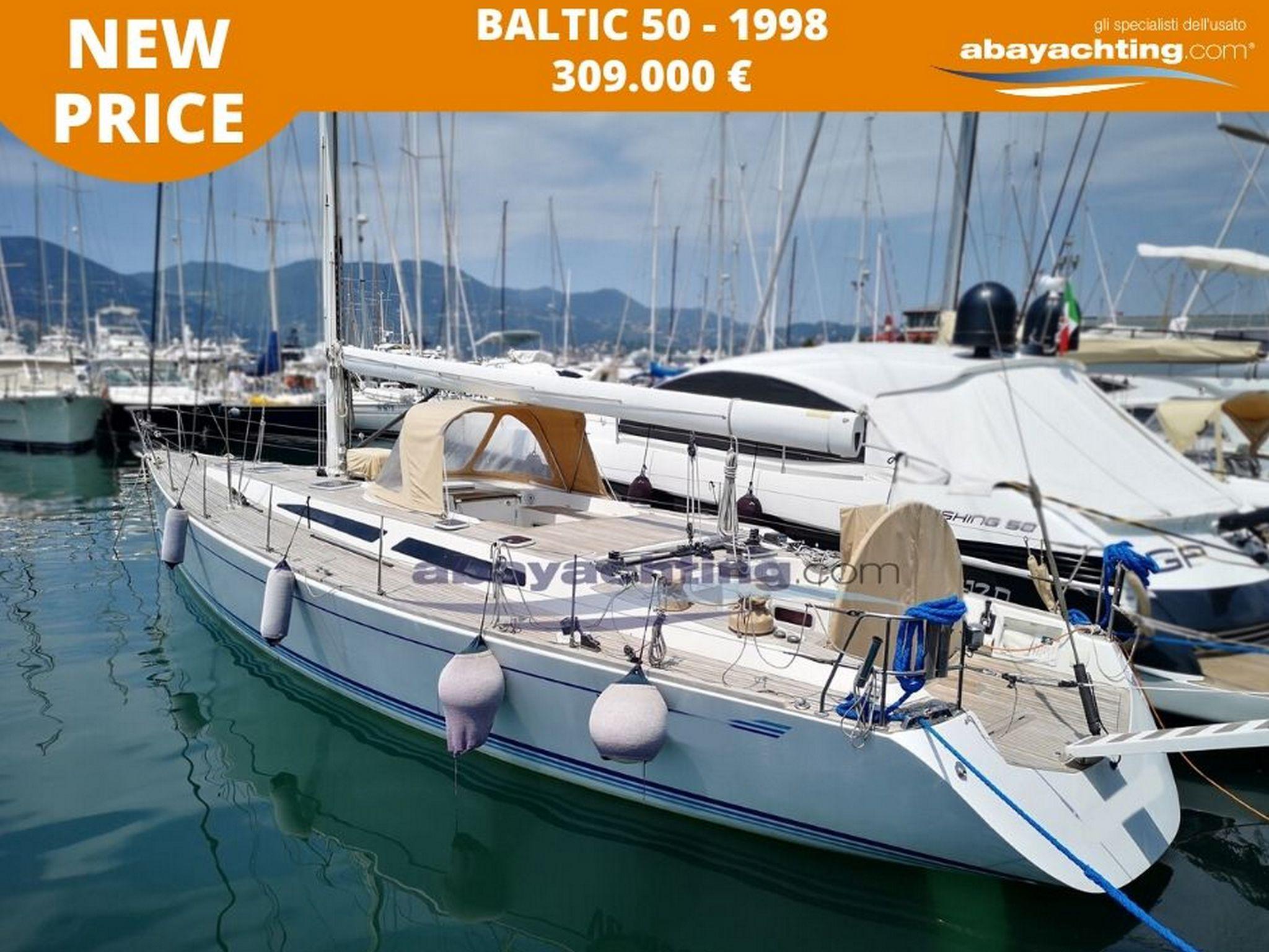 Riduzione di prezzo Baltic 50