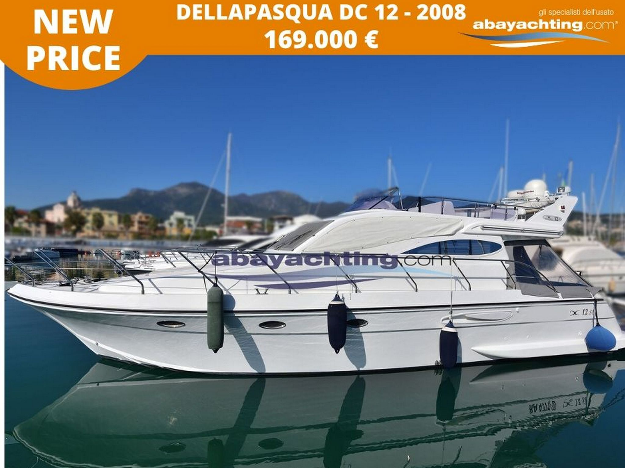 Price reduction Dellapasqua DC 12 Fly