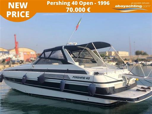 Price reduction Pershing 40 Open