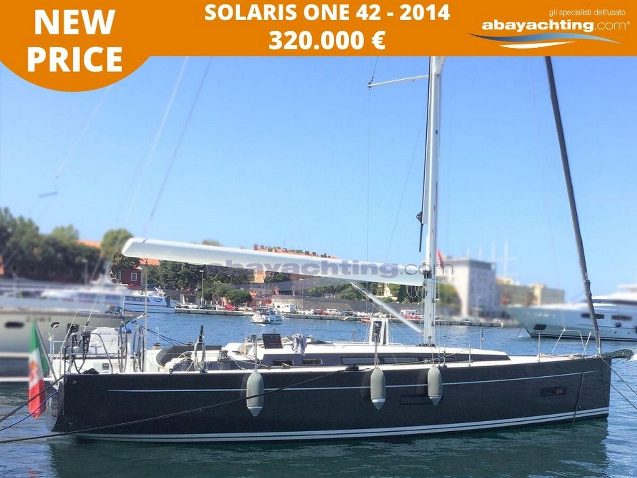 Riduzione di prezzo Solaris One 42