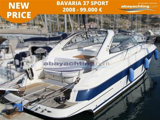 New price Bavaria 37 Sport