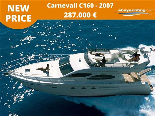 New price Carnevali C 160