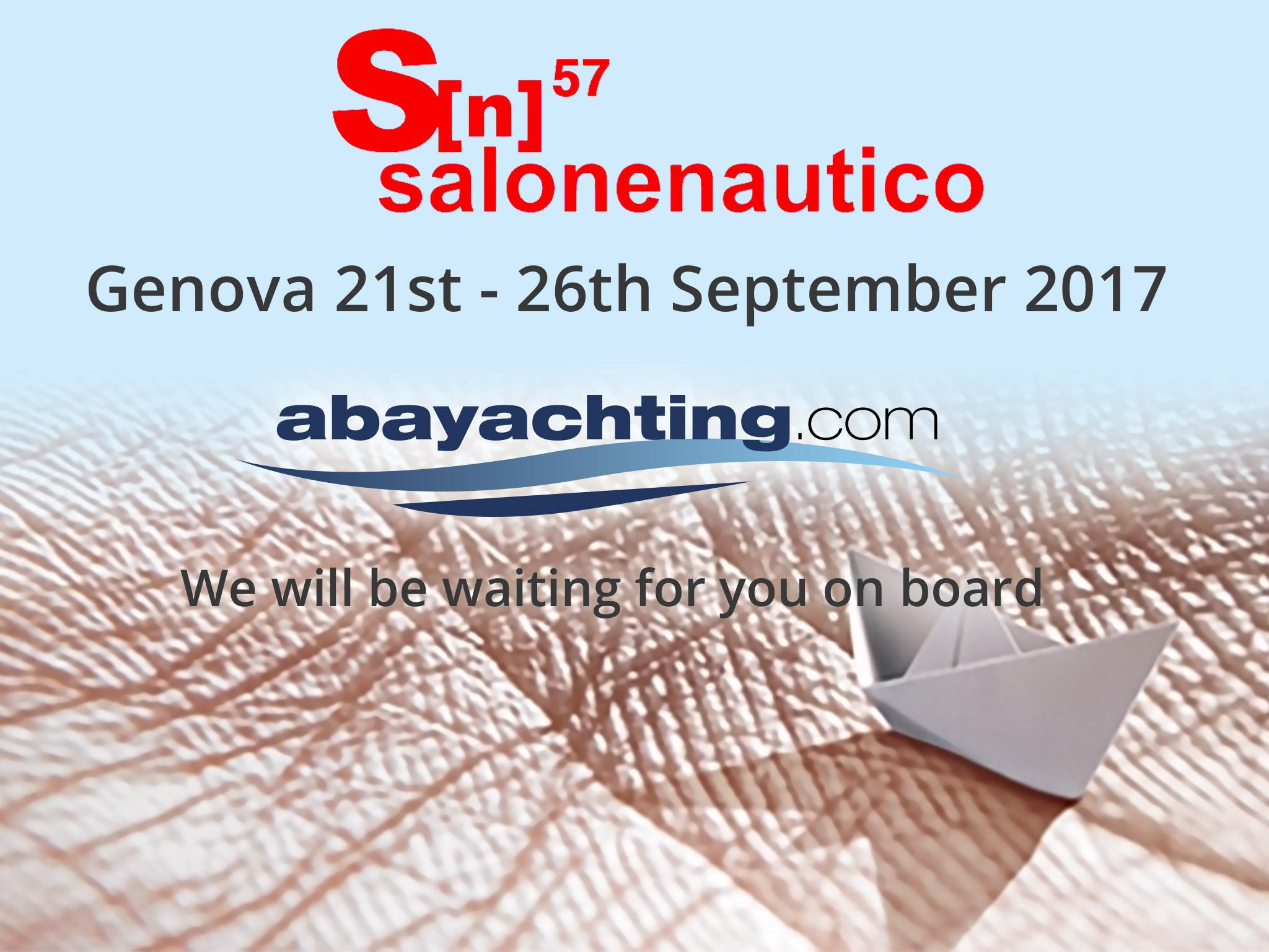 Preview Genova Boat Show 2017