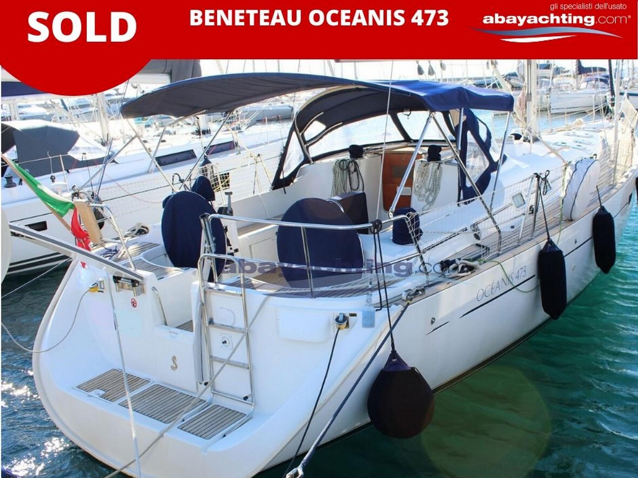 Oceanis 473 sold