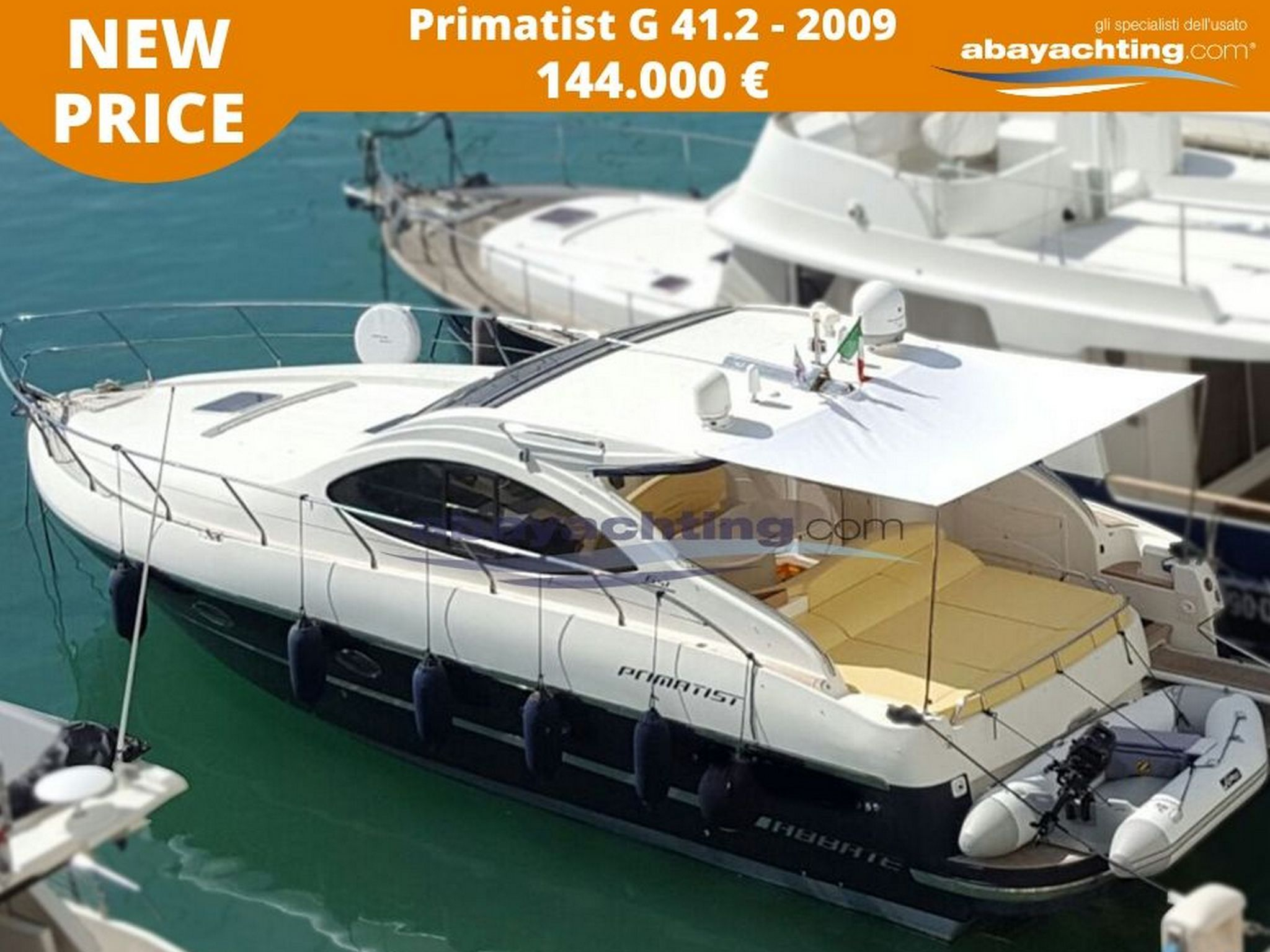 Price reduction Primatist G 41.2