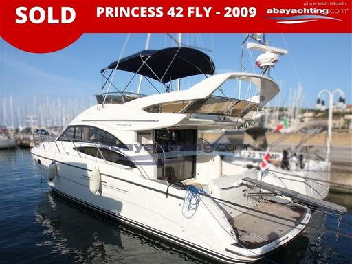 Princess 42 Fly sold