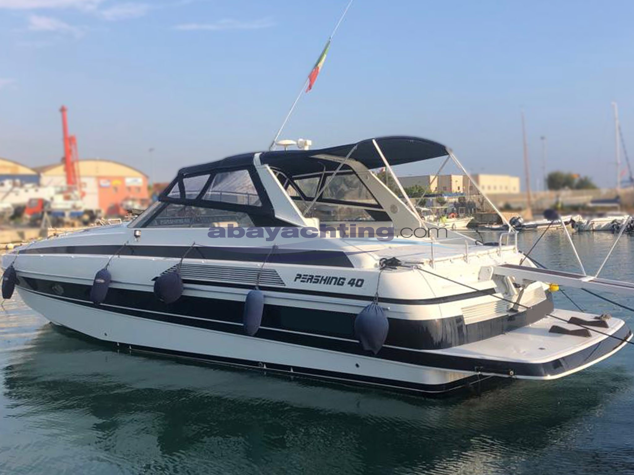 Nuovo arrivo Pershing 40 Open
