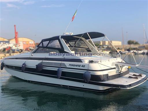 New arrival Pershing 40 Open