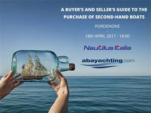 Guide to the purchase of second-hand boats