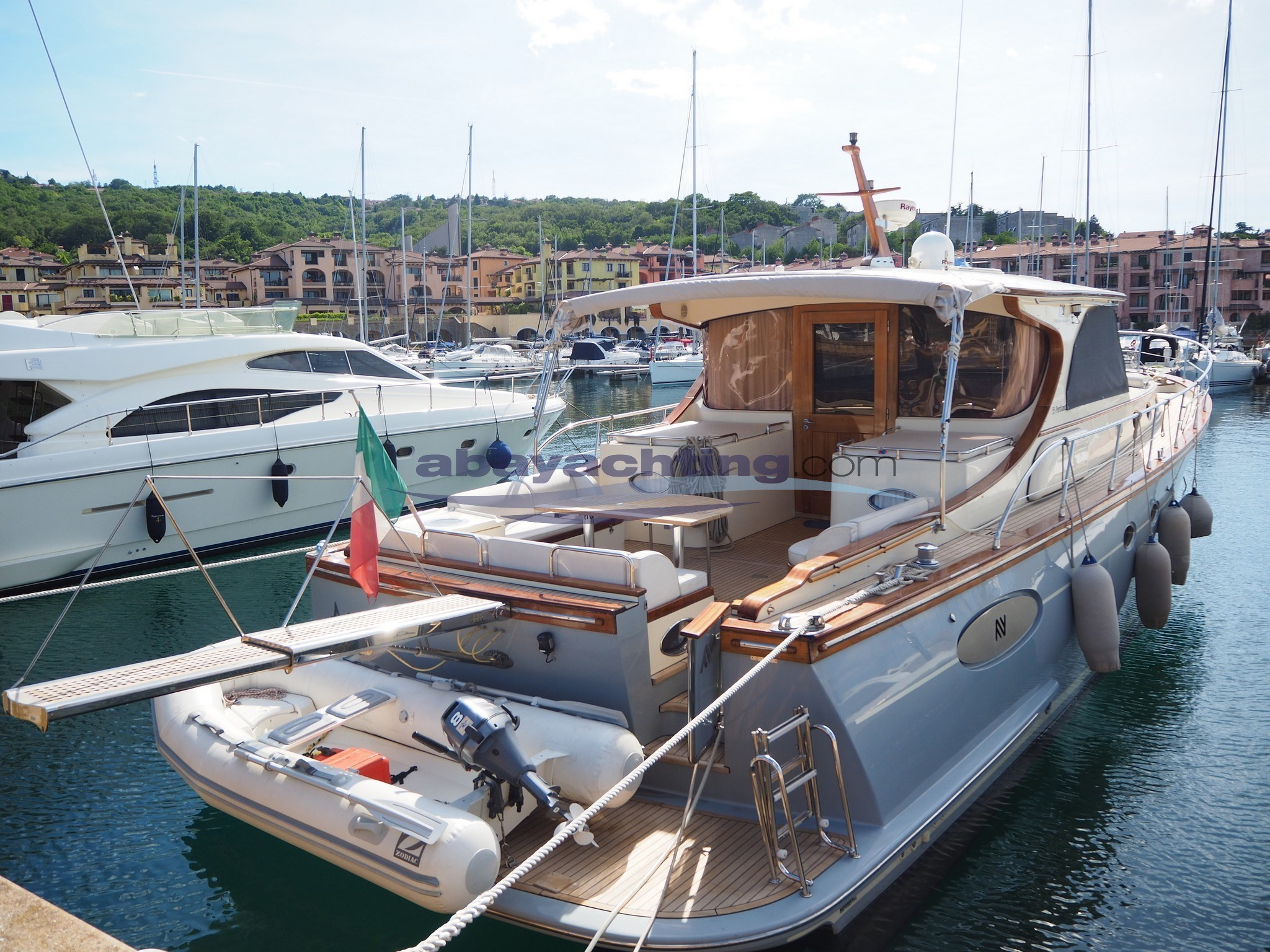 New price for Abati Yachts Portland 55